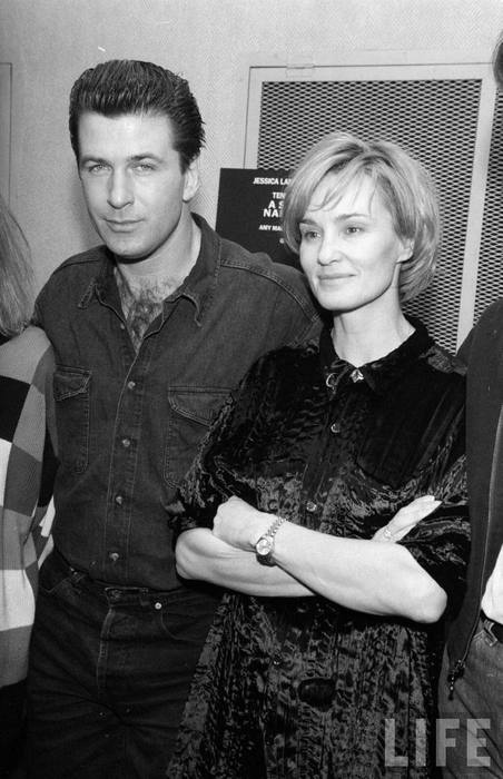 Alec Baldwin, Jessica Lange