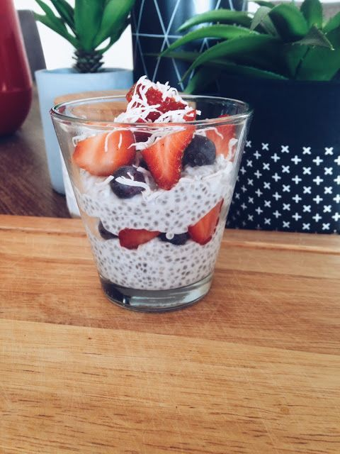 LUNGES AND LUXE: You've gotta try this delicious vanilla chia seed ...