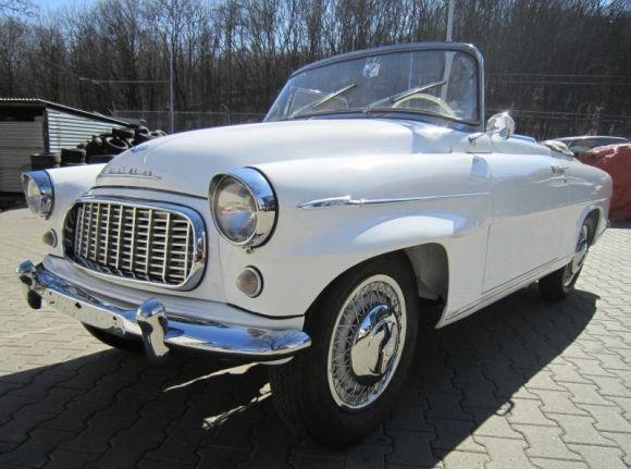 Škoda 450 Roadster 1958.