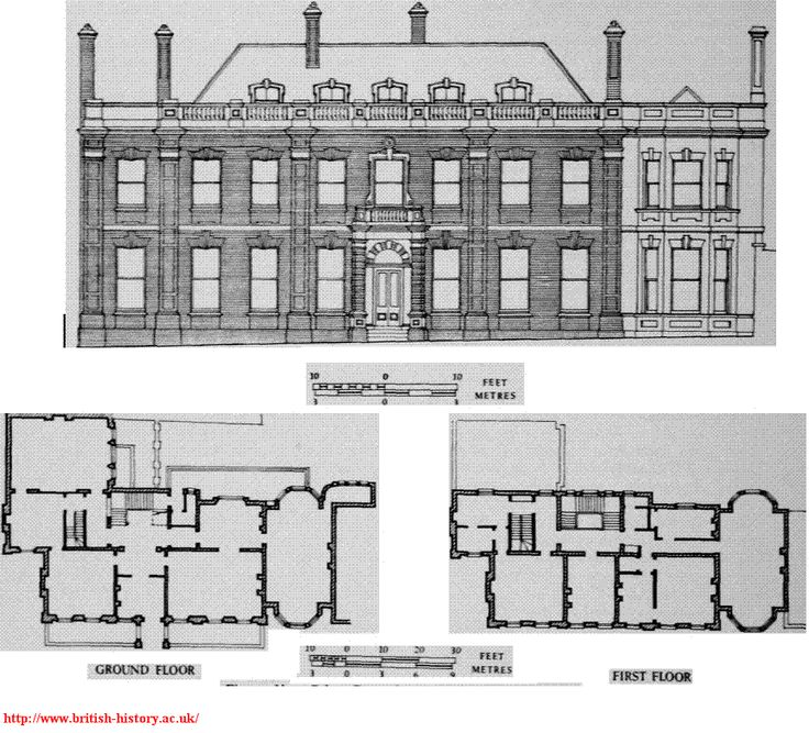 Kensington Palace 1a Floor Plan Meze Blog