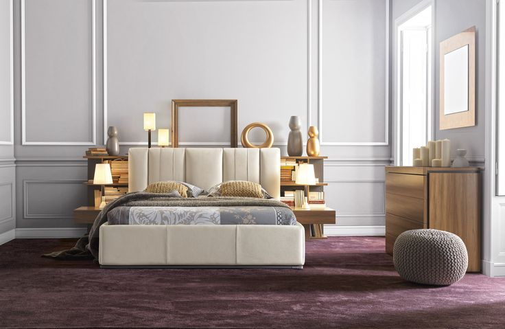 Gautier Furniture Furniture Handmade Bedroom Suiteparentale Bedroom