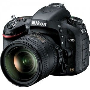Nikon D 600 + 24-85 mm f/3.5-4.5 vr