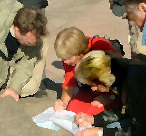 Outdoor SoftSkill Training ist auf die Entfaltung und Entwicklung außerfachlicher Kompetenzen der Teilnehmer zugeschnitten.