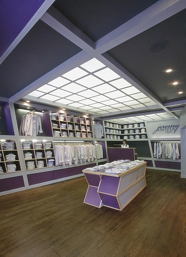 SoHo Men's Shirt Store | Jose Jimenez | Archinect