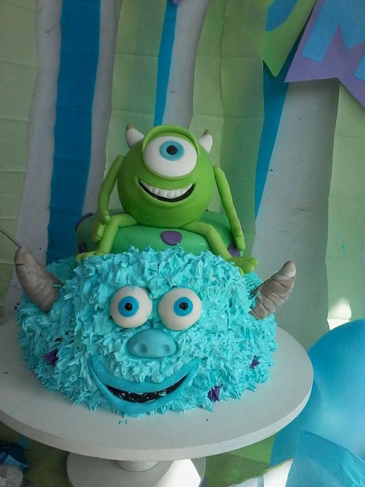 torta de Micke y Sully