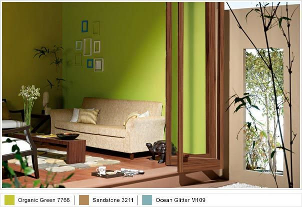 Asian Paint Interior Color Combination: Room Color Combination Chart