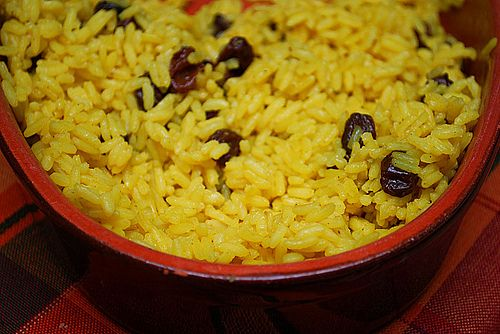 South African Yellow Rice by ItsJoelen, via Flickr