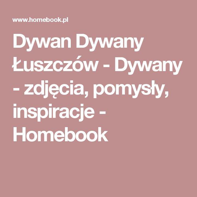 Dywan Dywany Łuszczów - Dywany - zdjęcia, pomysły, inspiracje - Homebook