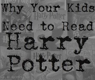 Why Your Kids Need to Read Harry Potter ~ This post discusses the virtues of the Harry Potter series, and while it has a Christian spin to it, the themes discussed are universal. This is something everyone can appreciate!