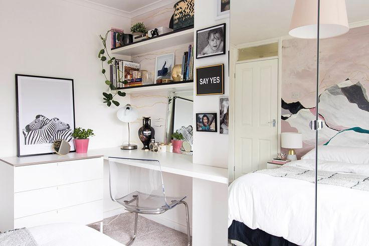 Painterly Touches Give a British Home a Boost – Design*Sponge