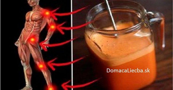Super silný liek na kosti a kĺby: Potlačí zápal, odstráni bolesť a obnoví chrupavky