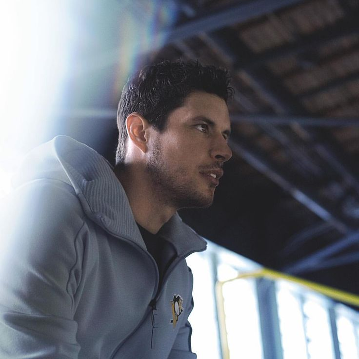Sidney Crosby for Adidas Hockey ❤️