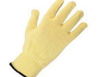 Corte de protección guantes, Kevlar, Str. 7.