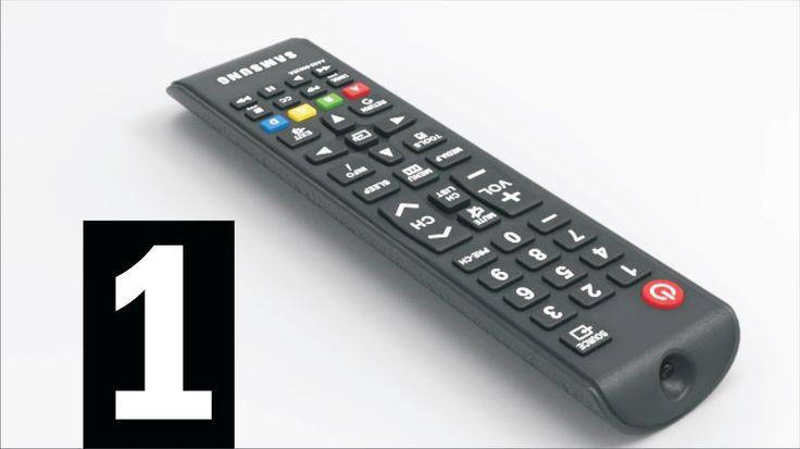 Tutorial Rhino 3D | Modelar un control de televisor en Rhino 5 (1/11)