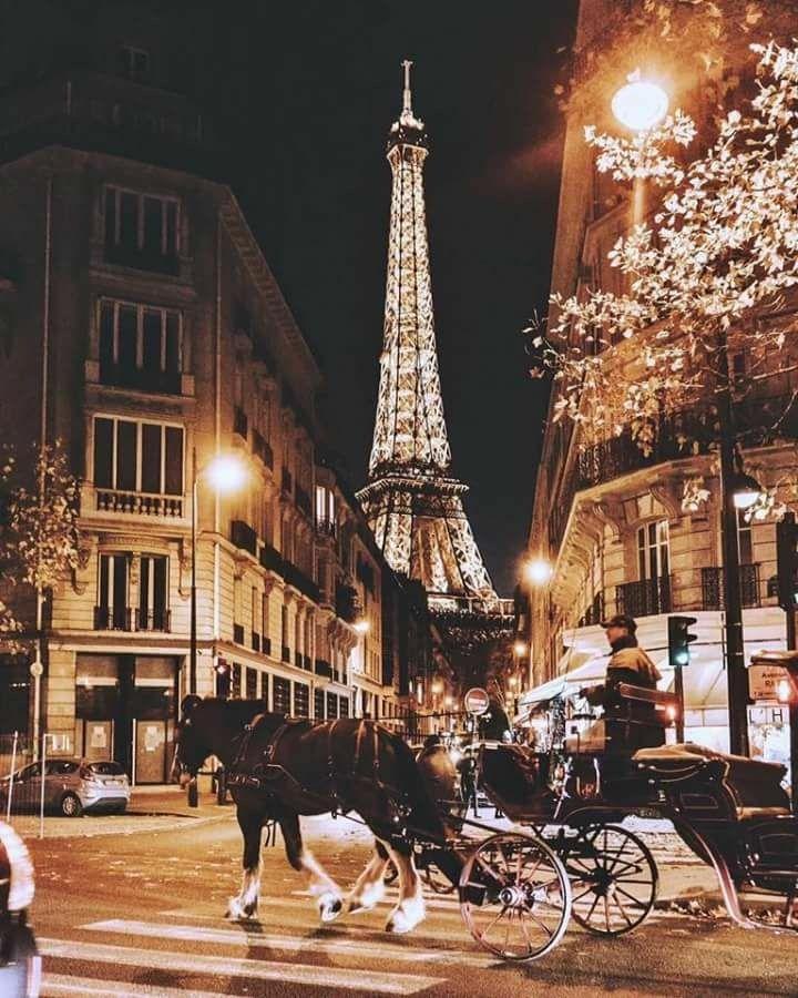 Paris magic.