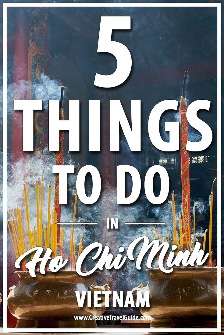 Ho Chi Minh City is cluttered with pubs, restaurants and motorbikes along with fascinating history and architecture. It is the type of place you could visit in 2 days or 20. Here are some our favourite things to do in Ho Chi Minh City.