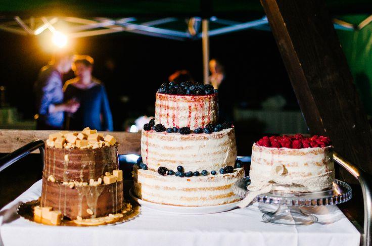 wedding cakes made by Édes Panna