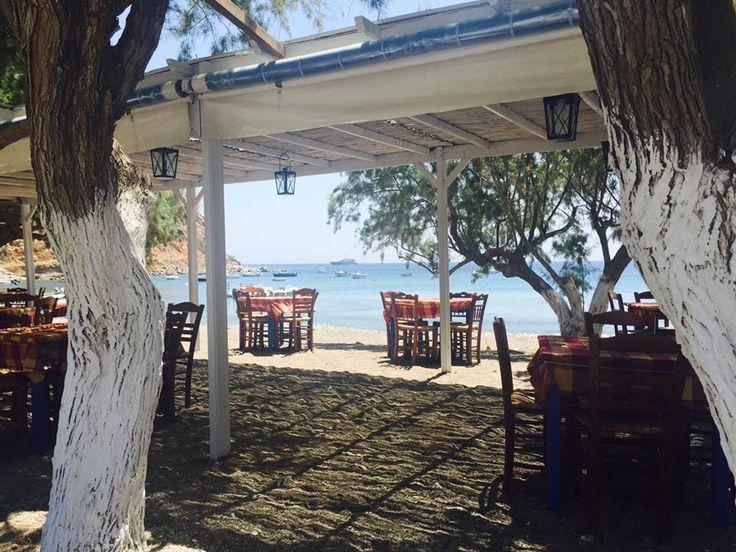Livadi beach  #astypalaia #greece #travel #visitgreece #summer  photo: Yves Gilson