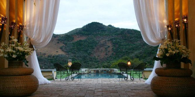 Best Prices and Special Rates at Dawsons Game & Trout Lodge, near Badplaas which offers exclusive, luxury accommodation in eight colonial styled rooms overlooking the magnificent Mpumalanga Mountains.