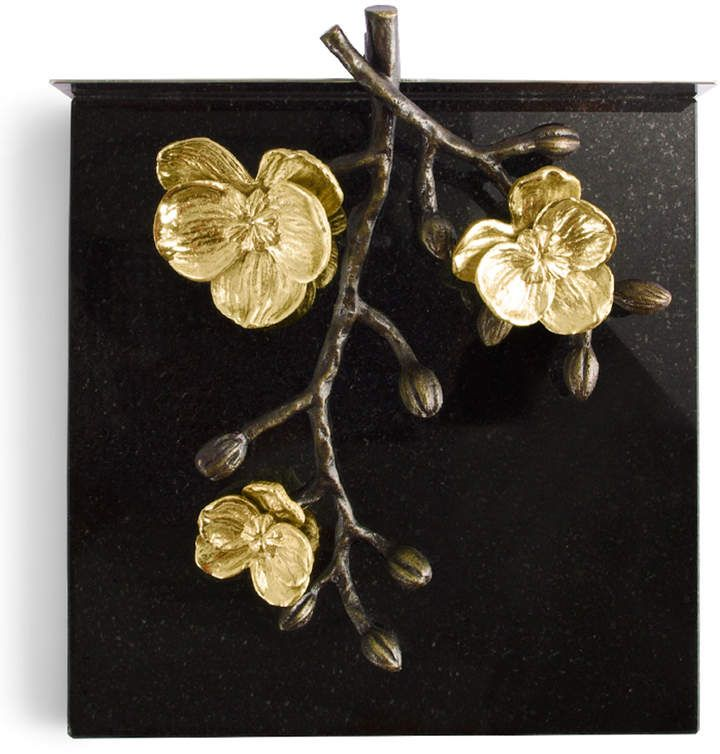 Michael Aram Gold Orchid Dinner Napkin Holder Sponsored Sponsored Gold Aram Michael In 2020 Gold Orchid Gold Michael Aram