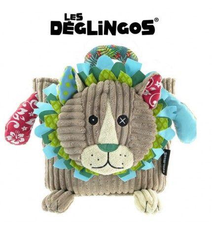 Les Deglingos Plecak Lew Jelekros