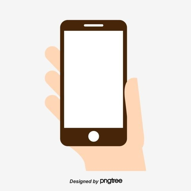 Hand And Mobile Phone Elements Mobile Phone Design New Mobile Phones Mobile Phone Repair