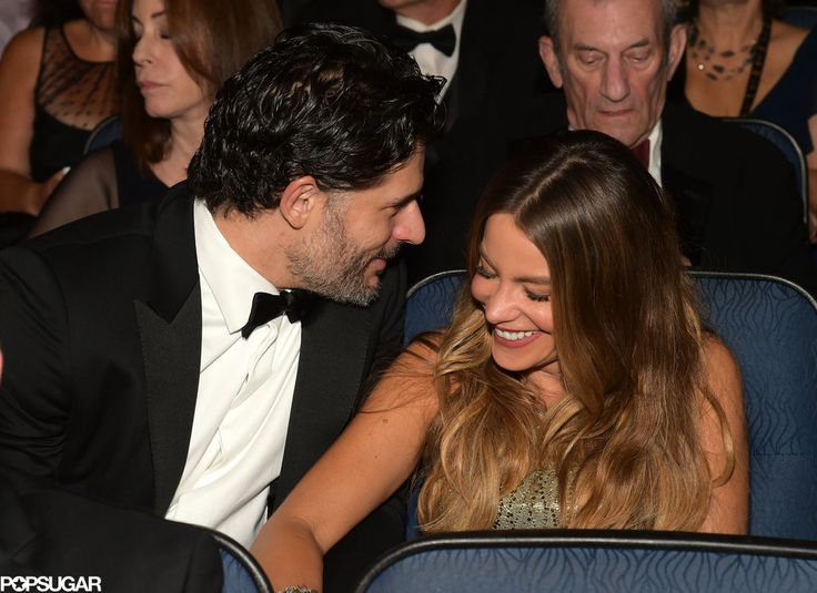 Hollywood Couples Showed a Whole Lot of Love at the Emmy Awards: There were plenty of sweet moments at the Emmys as Hollywood couples made their way to LA's Microsoft Theater on Sunday.
