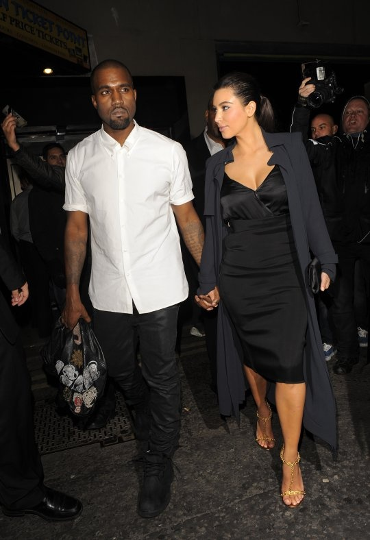 #kimye --- they are so gross but I love them. lol