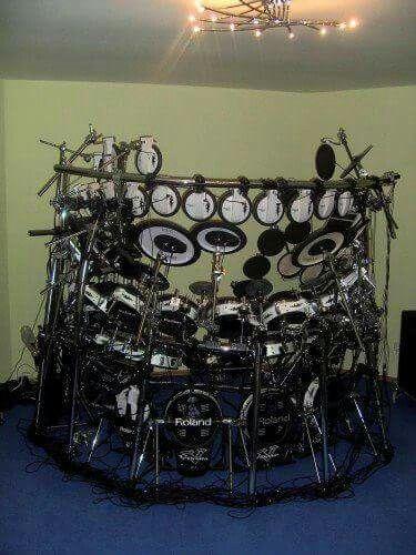 Roland Drum Kit                                                                                                                                                                                 More
