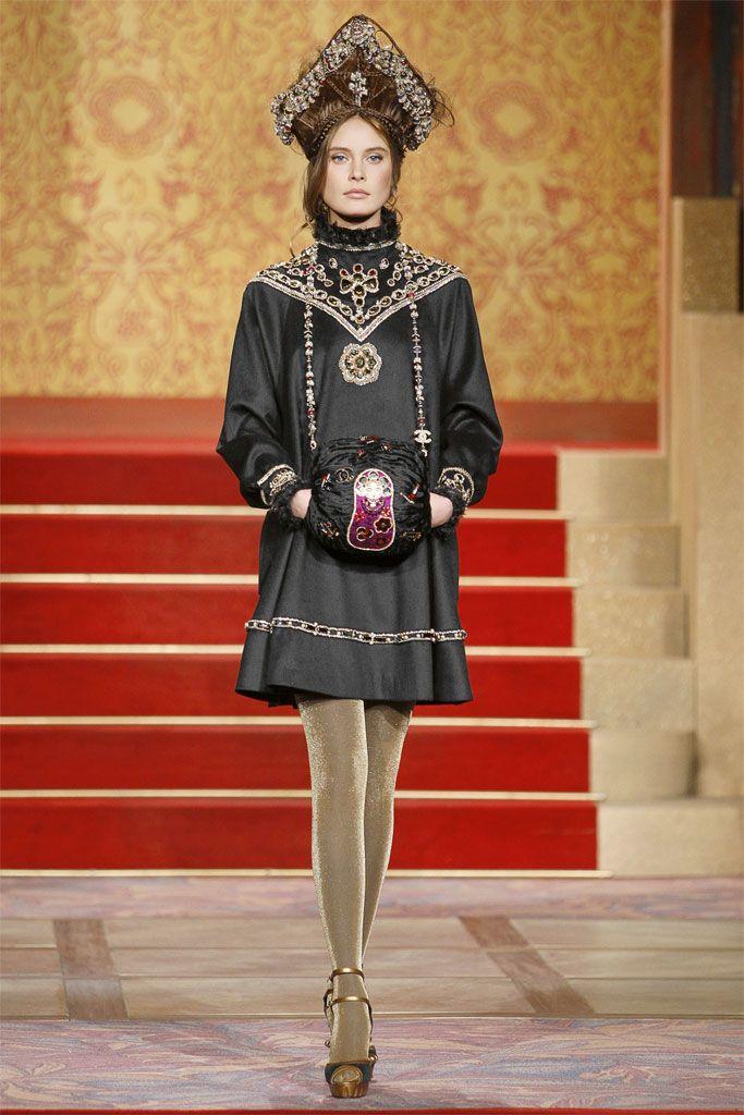 Стереотипы русского стиля. Chanel Париж-Москва 2009 - Ярмарка Мастеров - ручная работа, handmade