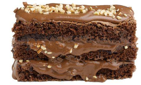 Chocolate brandy layer cake recipe   Dan Lepard