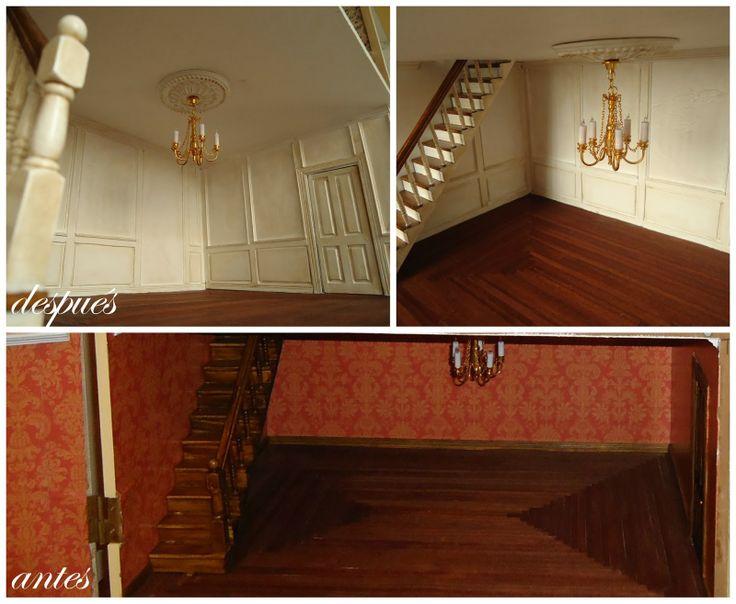 Bristol House: el salón / Bristol House: living room