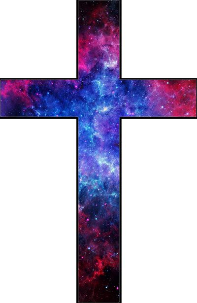 Galaxy cross!