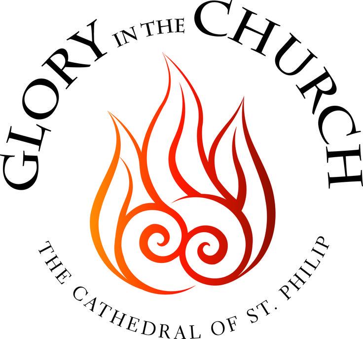 An Episcopal church logo.