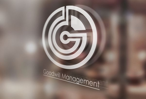 Goodwill Management - Logo Design on Behance