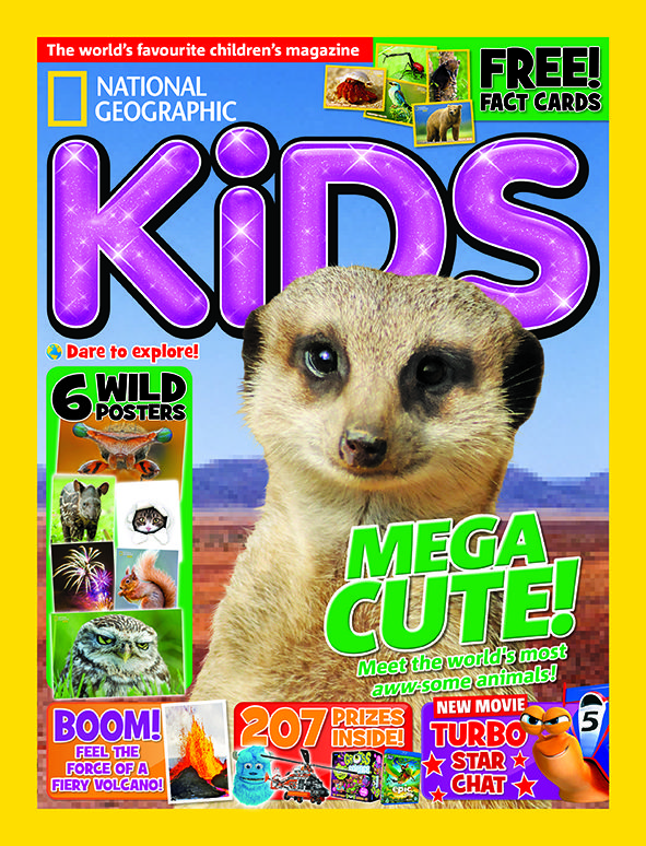 National Geographic Kids issue 92
