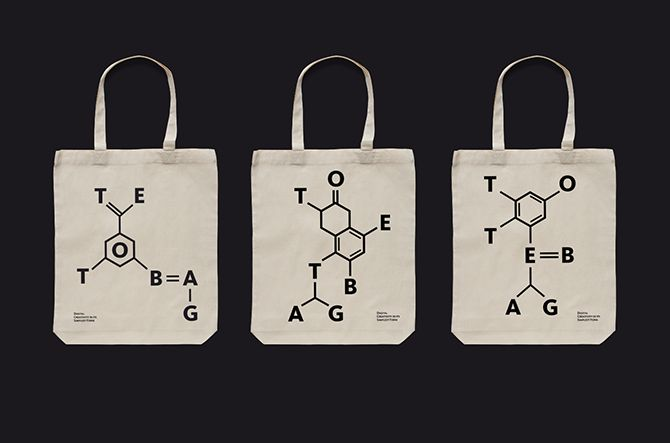 Pause Fest. Tote Bag. #graphicdesign #formula