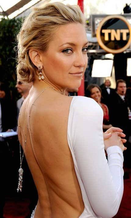 KATE HUDSON- Love her! So laid back and funny and her style is so authentic!