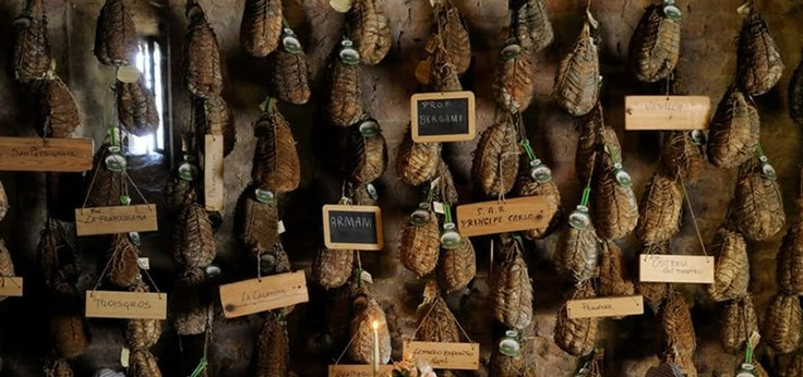 Culatello di Zibello: the King of all the hams..