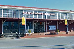 roanoke va history | Virginia Museum of Transportation - Wikipedia, the free encyclopedia