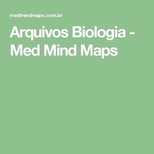 Arquivos Biologia - Med Mind Maps