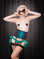Suspenders | Kiss Me Deadly