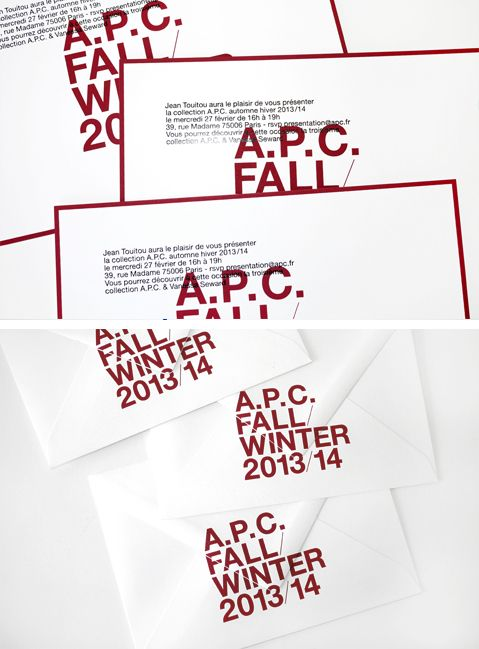 APC FW13 by Petronio Associates