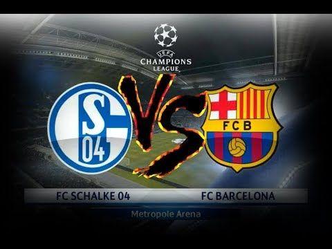 PES2017 new Gameplay, Custom FCB vs SLK , UEFA Champions league Match # ...