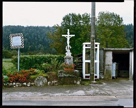 La France de Raymond Depardon (Les Chalesmes, Jura )