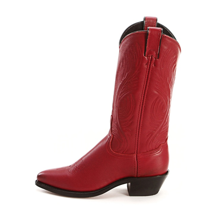 Abilene Red Hot Cowgirl Boots