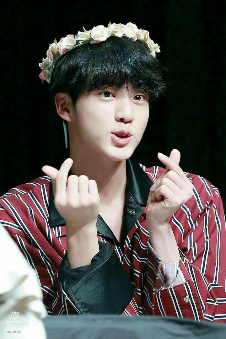 Fansign Seokjin Kim Seokjin Worldwide Handsome