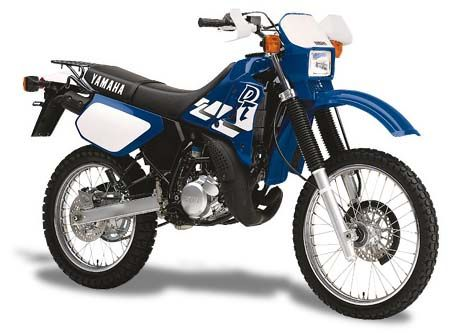 yamaha dt 125 r 2001 #bikes #motorbikes #motorcycles #motos #motocicletas