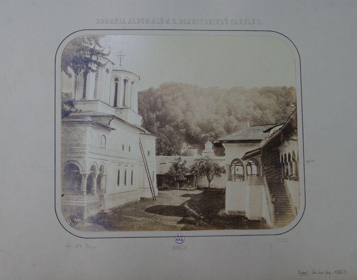 The church of Hurezi Monastery (Valcea County)