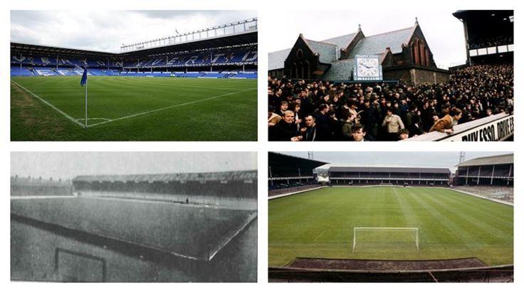 History Of Goodison Park | Everton Football Club